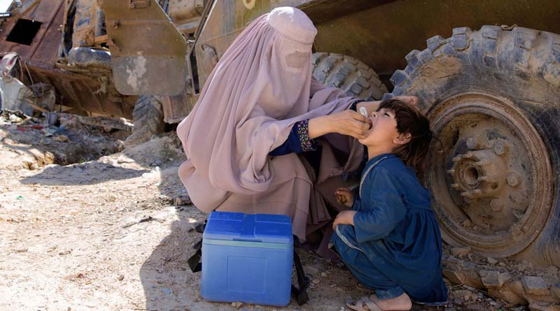 Five polio vaccination workers shot dead in Afghanistan; UN condemns killings | Sangbad Pratidin