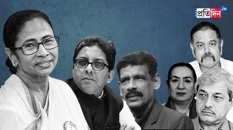 Several retired and 'efficient' bureaucrats in CM Mamata Banerjee's 'task force' | Sangbad Pratidin