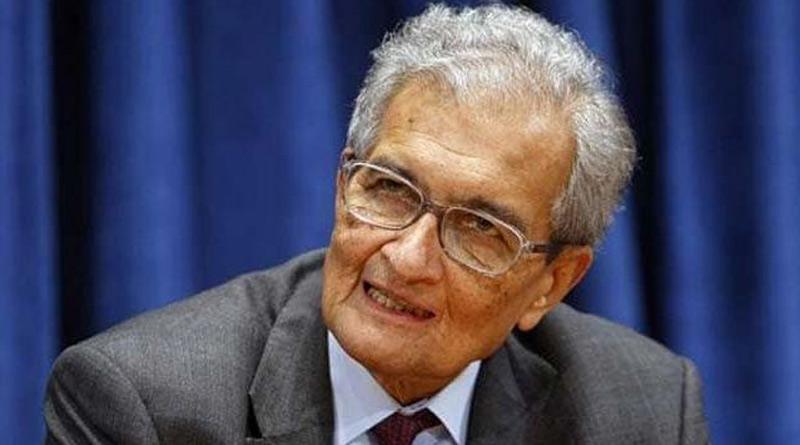 Nobel Laureate Amartya Sen Blames Centre's