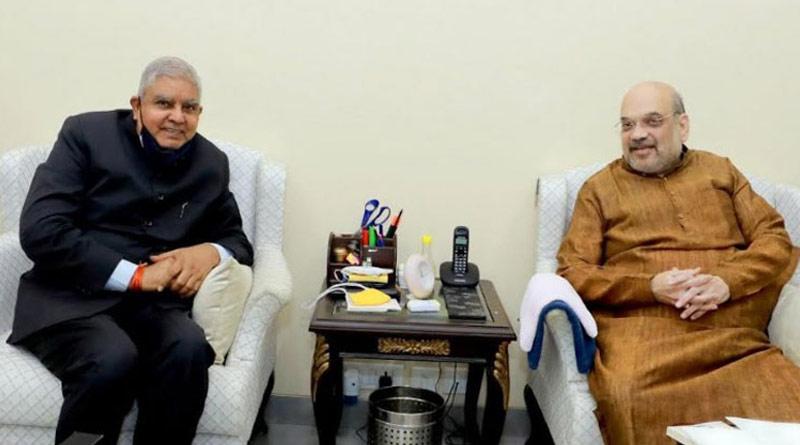 Democracy under threat in West Bengal: Jagdeep Dhankhar | Sangbad Pratidin