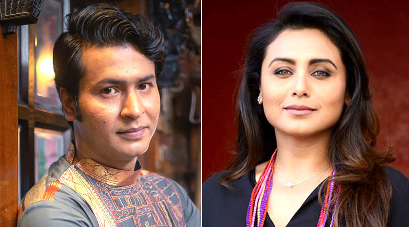 Is Anirban Bhattacharya in Rani Mukerji starrer bollywood movie Mrs Chatterjee Vs Norway? | Sangbad Pratidin
