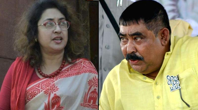Anubrata Mandal and Satabdi Roy did a meeeting in Birbhum | Sangbad Pratidin