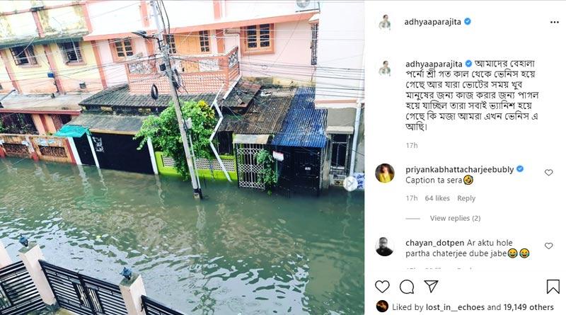 Aparajita Auddy Instagram post