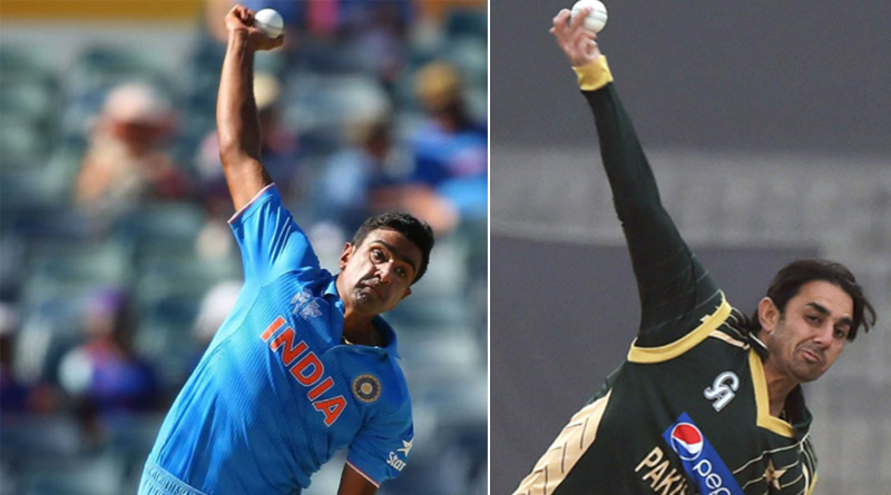 Saeed Ajmal Says ICC Saved Ravi Ashwin From Ban Due To 'Illegal Bowling Action' | Sangbad Pratidin
