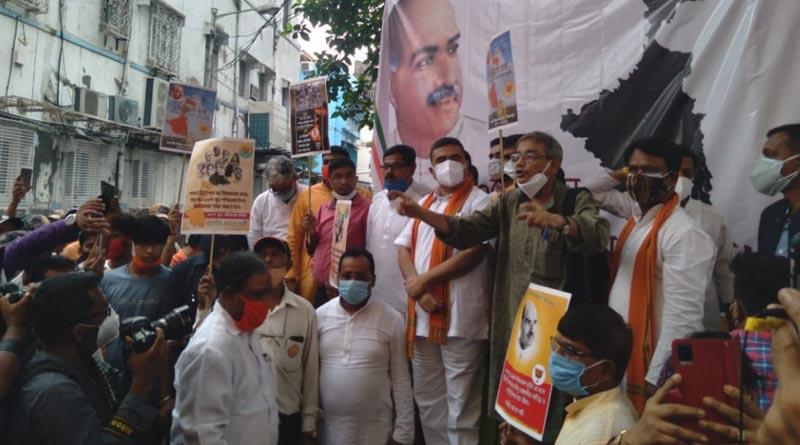 BJP celebrates 'Paschimbanga Dibas' on June 20 remebering Shyamaprasad Mukhopadhyay's contribution | Sangbad Pratidin