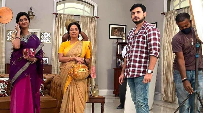 As per CM Mamata Banerjee's direction shooting starts at Tollygunge studios | Sangbad Pratidin