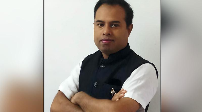 BJP state committee member Vaskar Dey left Party ।Sangbad Pratidin