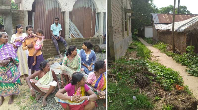 Twelve tribal families ostracized by kangaroo court in Birbhum |Sangbad Pratidin