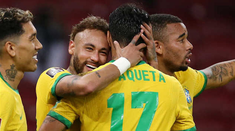 Copa America: Here is the Brazil team profile
