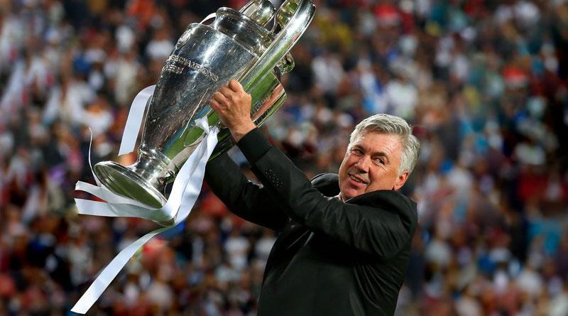 Real Madrid sign Carlo Ancelotti as manager for next three seasons | Sangbad Pratidin