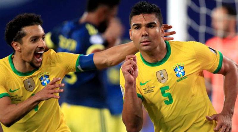 Copa America Brazil vs Colombia: Brazil earns controversial 2-1 win against Colombia | Sangbad Pratidin