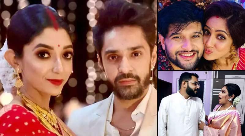 Here are some photos of celebrity couples who are celebrating Jamai Shashthi ।Sangbad Pratidin