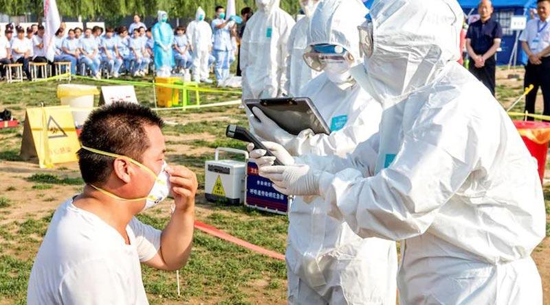 China reports first human case of bird flu strain H10N3 in world | Sangbad Pratidin