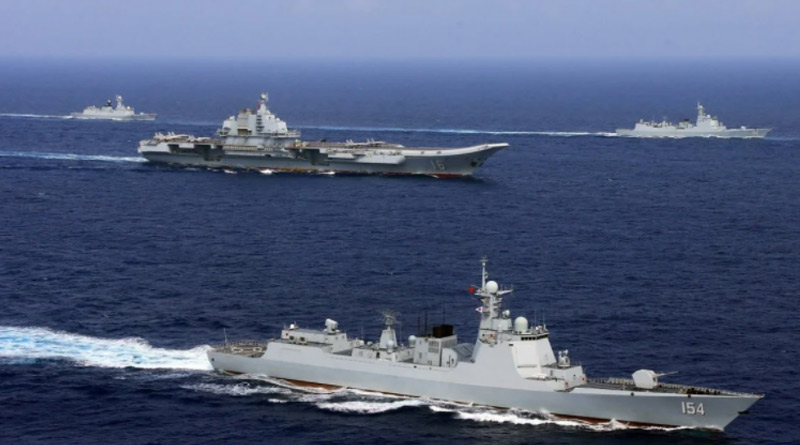 Chinese presence in Sri Lanka 'could pose a threat': Indian Navy | Sangbad Pratidin