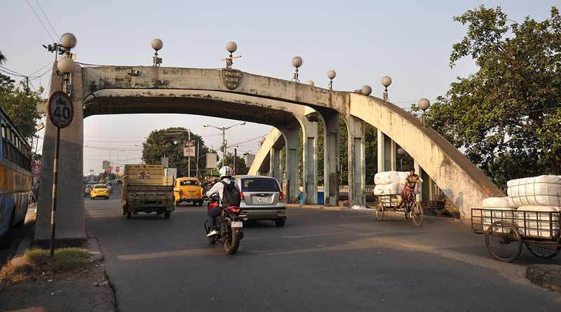 Chitpur bridge will partially closed from 10 June । Sangbad Pratidin