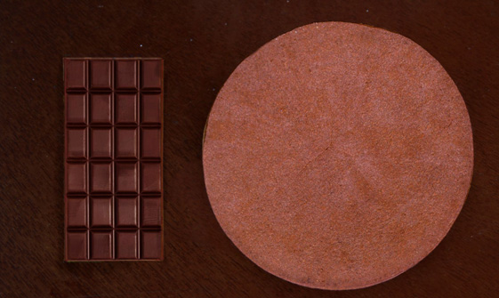 Chocolate Khakhras