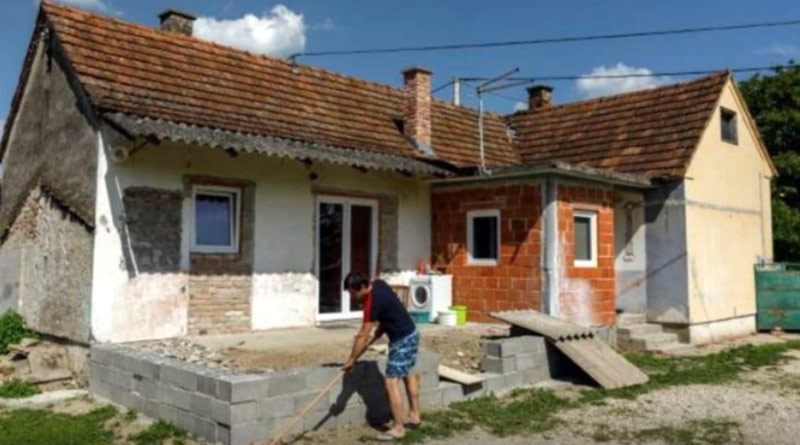 A Croatian Town is Trying to Lure Resident by Selling Abandoned Houses in Just Under Rs 12 | Sangbad Pratidin