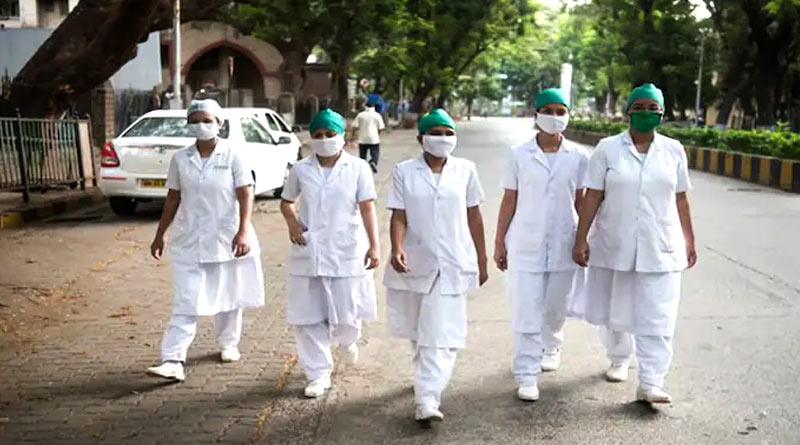 Delhi government hospital withdraws its circular of asking its nursing staff not to use Malayalam at work and talk in Hindi and English | Sangbad Pratidin