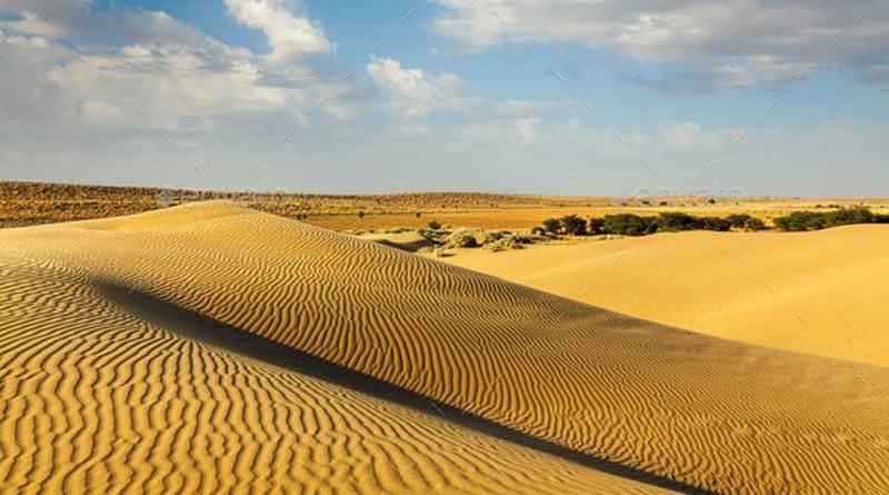 5 year old Rajasthan girl dies of thirst while walking on desert | Sangbad Pratidin