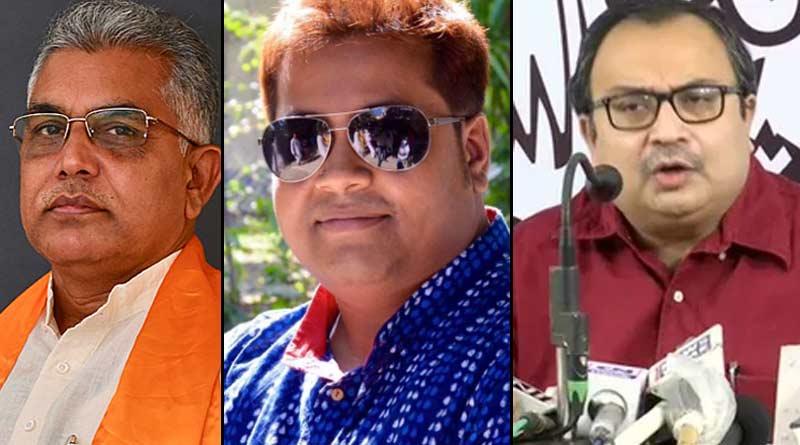 TMC leader Kunal Ghosh slams BJP state president Dilip Ghosh over Kasba fake vaccination issue ।Sangbad Pratidin