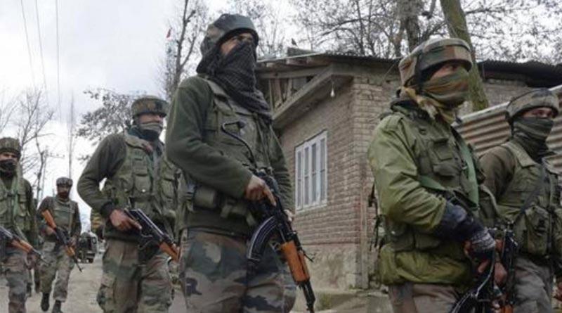 Top LeT Commander Mudasir Pandit and three militants killed in Kashmir । Sangbad Pratidin