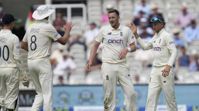 Ollie Robinson suspended from all international cricket | Sangbad Pratidin