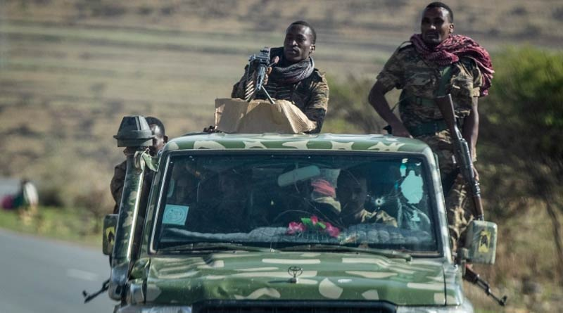 Ethiopia has declared ceasefire as rebels retake Tigray capital | Sangbad Pratidin