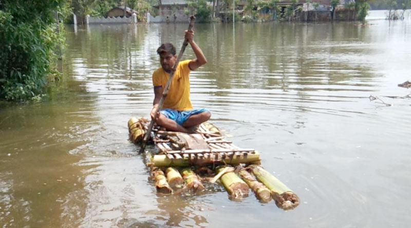 Sunderbans residents suffer as sanitation system suffers blow | Sangbad Pratidin