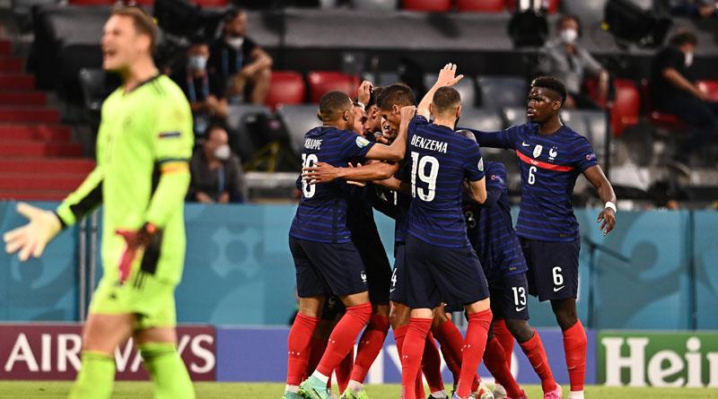 Euro Cup 2020: France vs Germany match report | Sangbad Pratidin