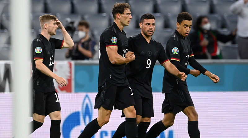 Euro Cup 2020: Germany survives Hungary scare to reach to knock-outs | Sangbad Pratidin