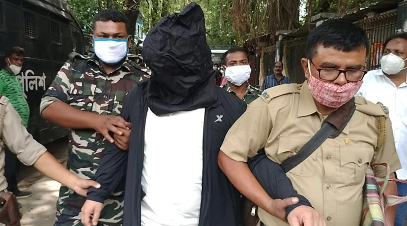 Chinese spy who enters to Maldah taken to STF custodyfor 10 days । Sangbad Pratidin