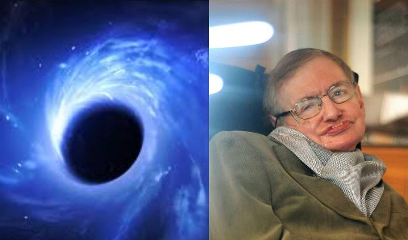 The famous Stephen Hawking theory of black holes has been confirmed after 50 years | Sangbad Pratidin