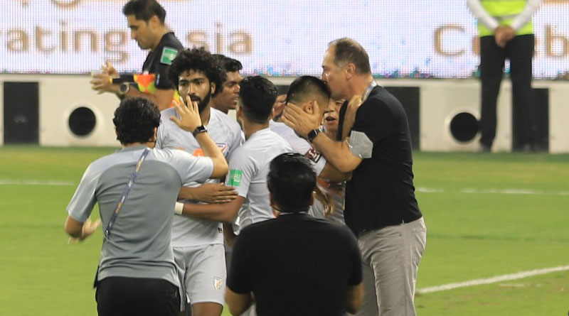 World Cup Qualifier: India beats Bangladesh 2-0 | Sangbad Pratidin