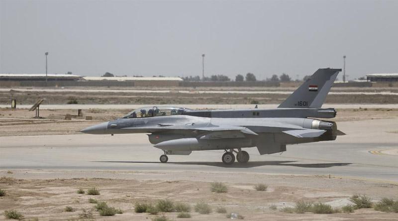 Rockets fired at Iraqi airbase housing F-16 fighter jets | Sangbad Pratidin