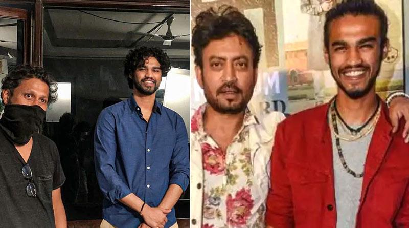Irrfan Khan's Son Babil to act in Director Shoojit Sircar's new film   Sangbad Pratidin