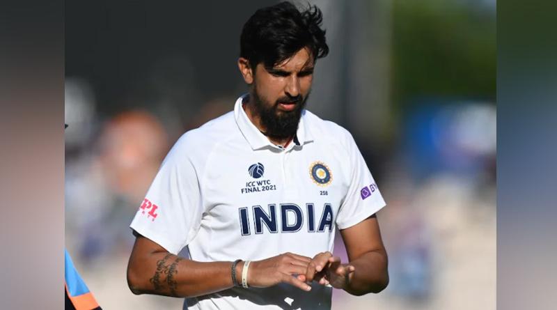 WTC Final: Ishant Sharma Gets Three Stitches On Right Hand, Says Report | Sangbad Pratidin