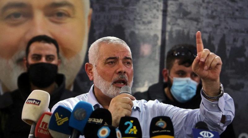 Hezbollah leader, Hamas chief discuss recent Gaza clash | Sangbad Pratidin