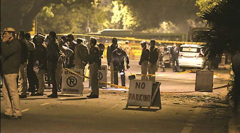 4 Ladakh students arrested over blast near Israel Embassy in Delhi । Sangbad Pratidin