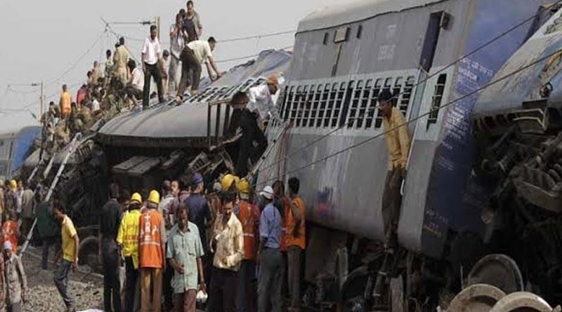 A person announced dead in Jnaneswari Express train derailment is still alive । Sangbad Pratidin