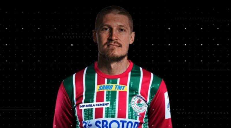 Joni Kauko, who played for Finland in the current Euro Cup signs for ATK MB | Sangbad Pratidin