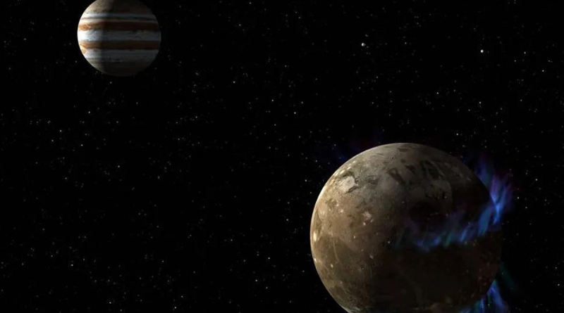 Juno beams back pictures of Ganymede, the biggest Moon in Solar System | Sangbad Pratidin