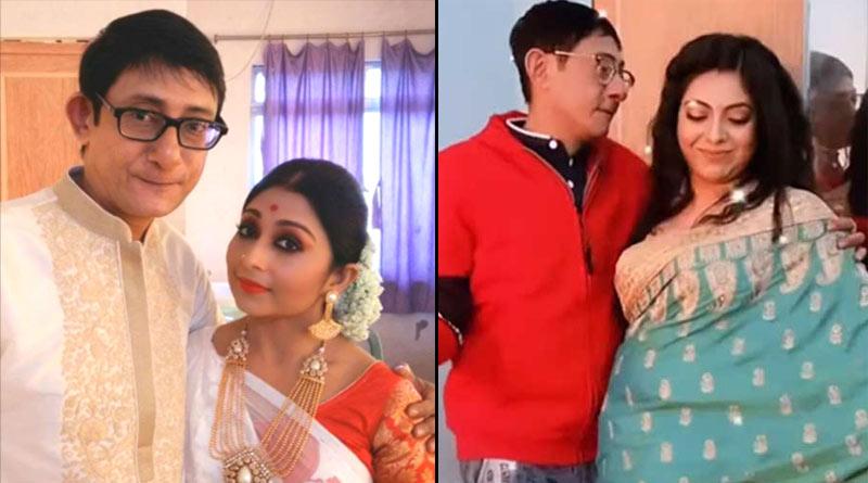 Actress Pinki Banerjee lodged a FIR against Kanchan Mullick and Sreemoyee Chattoraj ।Sangbad Pratidin