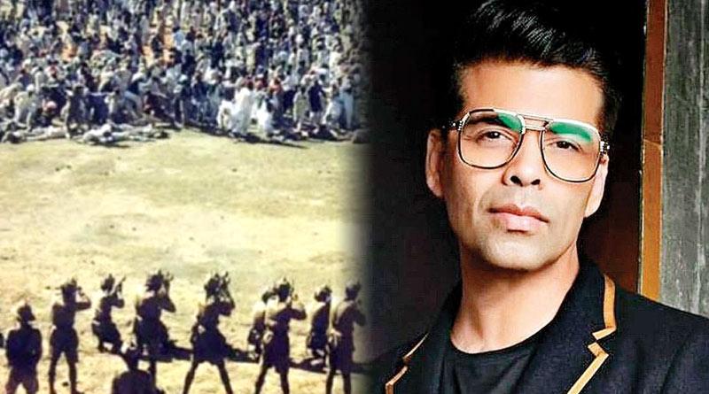 Karan Johar to make film on Jallianwala Bagh Massacre | Sangbad Pratidin