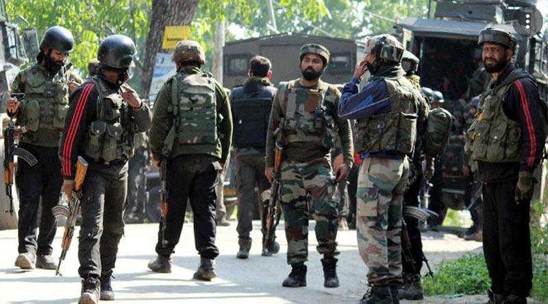 CID Inspector Shot Dead In Nowgam Srinagar | Sangbad Pratidin
