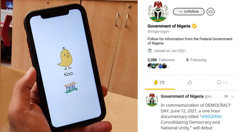 After Banning Twitter, Nigeria Government Opens Account On India's Koo | Sangbad Pratidin