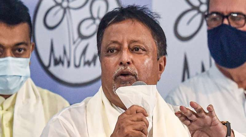Mukul Roy's wife flown to Chennai for lung transplant ।Sangbad Pratidin