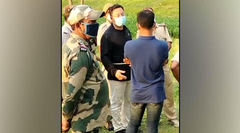 Chinese spy arrested from West Bengal taken to Uttar Pradesh | Sangbad Pratidin