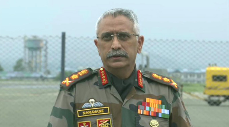 Decades of mistrust between Pakistan and India, situation can't change overnight: Army Chief Naravane | Sangbad Pratidin
