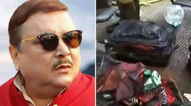 Fire at house of Madan Mitra at Bhabanipur, TMC MLA feels sick | Sangbad Pratidin