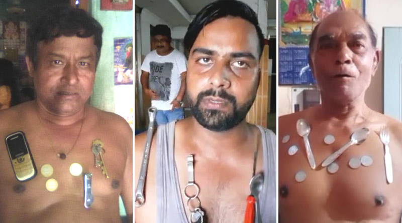 Three more magnet man Found from various places in West Bengal | Sangbad Pratidin